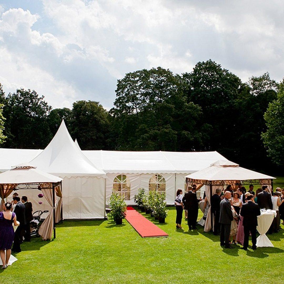 Hochzeit Zeremonie Begleitung