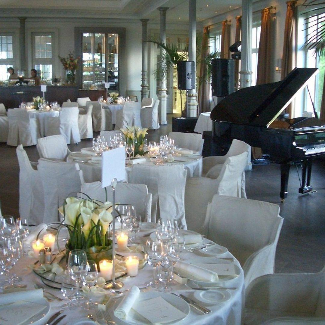 Klaviermusik zum Dinner